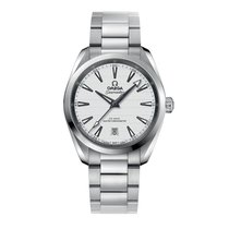 Omega Seamaster Aqua Terra Steel 38mm Silver United States of America, New York, New York