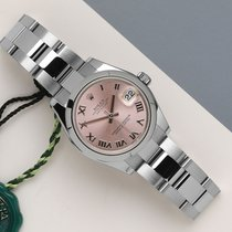 Rolex Lady-Datejust 178240 Πολύ καλό Ατσάλι 31mm Αυτόματη