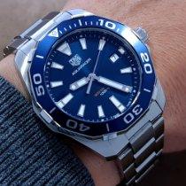 TAG Heuer Aquaracer 300M новые 2021 Кварцевые Часы с оригинальными документами и коробкой WAY111C.BA0928