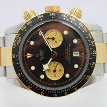 Tudor 79363N-0001 Steel 2020 Black Bay Chrono 41mm pre-owned