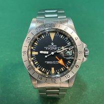 Rolex 1655 Aço 1973 Explorer II 40mm usado