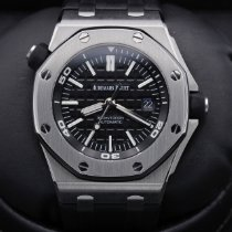 Audemars Piguet 15710ST.OO.A002CA.02 Steel 2015 Royal Oak Offshore Diver 42mm pre-owned United States of America, California, Huntington Beach