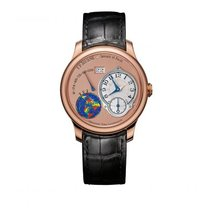 F.P.Journe Rose gold Automatic 40mm pre-owned Octa