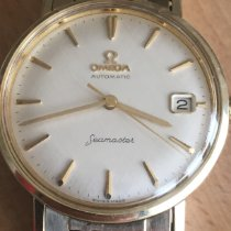 Omega Seamaster 14770-61SC Good Gold/Steel 34mm Automatic United Kingdom, Ayrshire Scotland