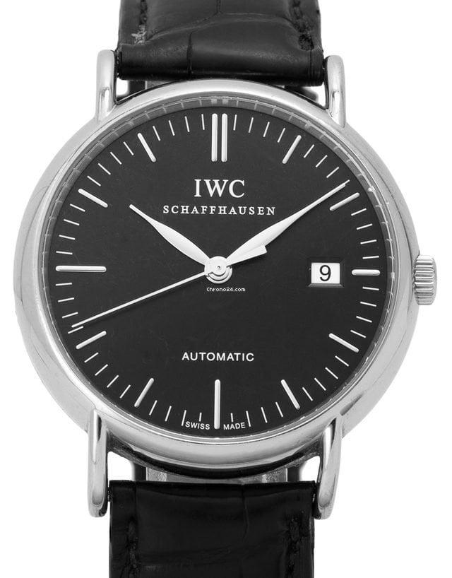 IWC Portofino Automatic IW356308 подержанные