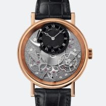 Breguet 7057br/g9/9w6 Rose gold Tradition 40mm pre-owned