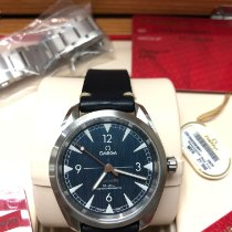 Omega Steel 40mm Automatic 220.10.40.20.03.001 pre-owned Malaysia, Subang Jaya