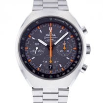 Omega Speedmaster Mark II Steel 42.5mm Grey United States of America, Georgia, Atlanta