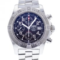 Breitling A13380 Steel Avenger Skyland 45mm pre-owned United States of America, Georgia, Atlanta