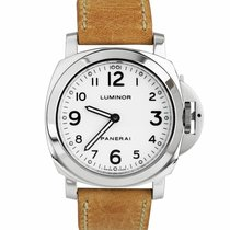 Panerai Luminor Base Steel 44mm White Arabic numerals United States of America, New York, Massapequa Park