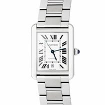 Cartier Tank Solo Steel 31mm Roman numerals United States of America, New York, Massapequa Park