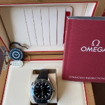 Omega Seamaster Planet Ocean Steel 43.5mm Black United States of America, Maryland, Reisterstown