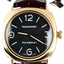 Panerai PAM00231 Rose gold Radiomir 45mm pre-owned United States of America, New York, Smithtown