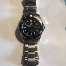 Seiko 5 Sports Steel 41mm Black No numerals United States of America, Texas, Plano