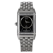 Jaeger-LeCoultre Reverso Duetto Classique 256.8.75 Very good Steel 23mm Manual winding