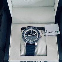 Certina pre-owned Automatic 42mm Blue Sapphire crystal 20 ATM