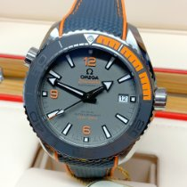 Omega 215.92.44.21.99.001 Titane 2020 Seamaster Planet Ocean 43.5mm nouveau