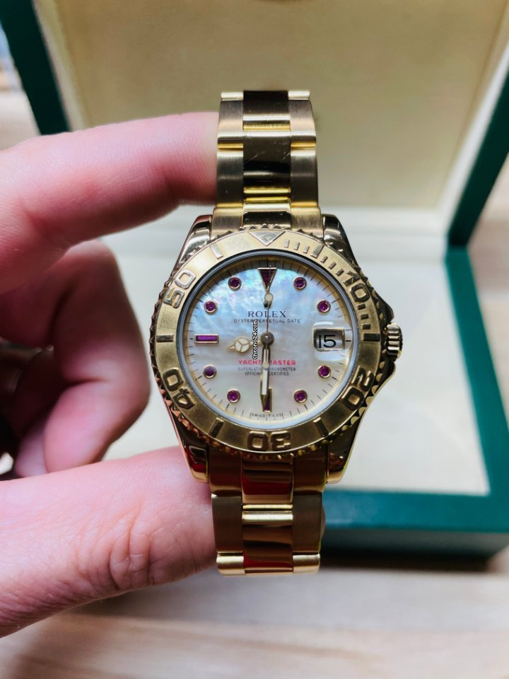Rolex Yacht-Master 68628 1996 pre-owned