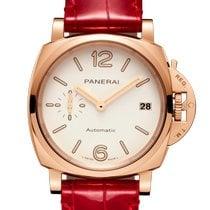 Panerai PAM01045 Or rose 2021 38mm nouveau