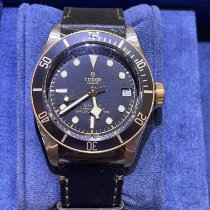 Tudor Black Bay S&G new 2020 Automatic Watch with original box and original papers M79733N-0001