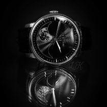 Arnold & Son HM Perpetual Moon Steel Black No numerals
