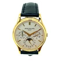 Patek Philippe 5140J-001 Yellow gold 2009 Perpetual Calendar 37.2mm pre-owned United States of America, Texas, Houston