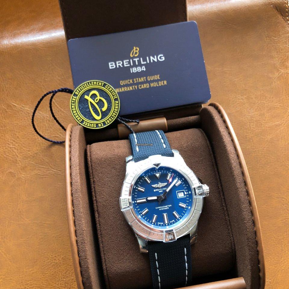 Breitling Avenger A17318101C1X2 neu