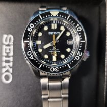 Seiko pre-owned Automatic 43.3mm Black Sapphire crystal 30 ATM