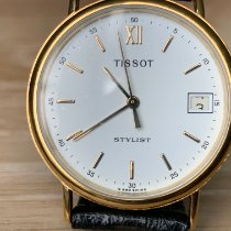 Tissot Stylist Steel 37mm White Roman numerals United States of America, New Jersey, Upper Saddle River