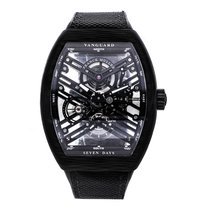 Franck Muller Vanguard Carbon 44mm No numerals