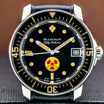 Blancpain Fifty Fathoms Steel 45mm United States of America, Massachusetts, Boston