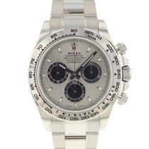 Rolex 116509 Or blanc 2021 Daytona 40mm nouveau