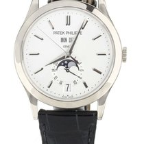Patek Philippe Annual Calendar White gold 39mm White United States of America, Illinois, BUFFALO GROVE