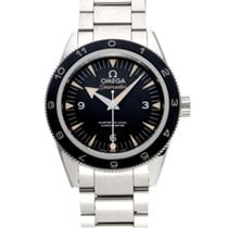Omega 233.32.41.21.01.001 Steel 2015 Seamaster 300 41mm pre-owned