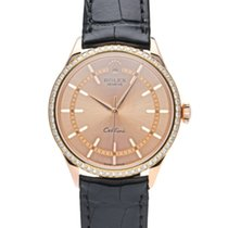 Rolex Cellini Time Oro rosa 39mm Rosa