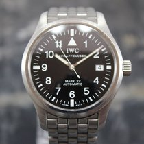 IWC Pilot Mark Steel 38mm
