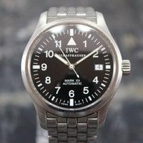 IWC Fliegeruhr Mark Stahl 38mm Deutschland, Hamburg