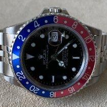 Rolex 16710 Stål 1995 GMT-Master II 40mm brugt