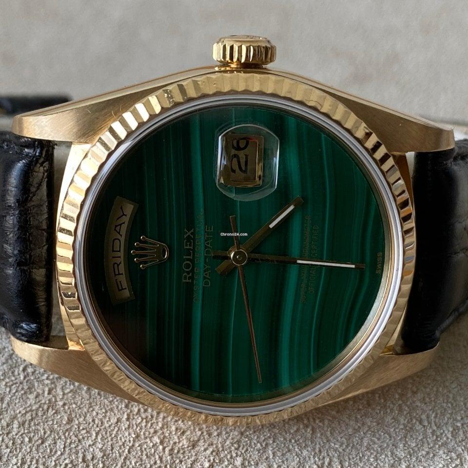 Rolex Day-Date 36 18238 1995 usato