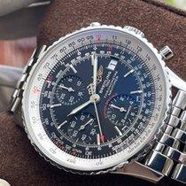 Breitling new Automatic Luminous hands Chronometer Rotating Bezel Quick Set Luminous indices 42mm Steel Sapphire crystal