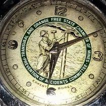 Ernest Borel Stahl 35mm Handaufzug gebraucht