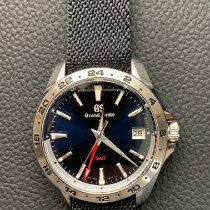 Seiko SBGN005 Steel 2020 Grand Seiko 39mm new United States of America, Connecticut, Ridgefield