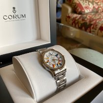 Corum Admiral's Cup Legend 38 usados 38mm Madreperla Fecha Acero