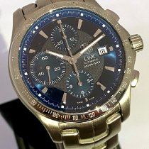 TAG Heuer Link Calibre 16 Steel Blue