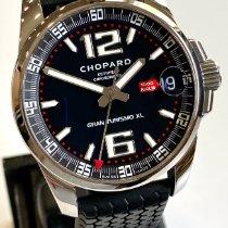 Chopard Mille Miglia Steel 44mm Black Arabic numerals