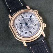 Daniel Roth Yellow gold Automatic Silver pre-owned