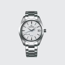 Seiko Titanium Automatic White No numerals 41mm new Grand Seiko