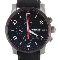 Montblanc Timewalker Steel 43mm Black United States of America, Illinois, BUFFALO GROVE