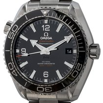 Omega Seamaster Planet Ocean Steel 43mm Black Arabic numerals United States of America, Texas, Austin