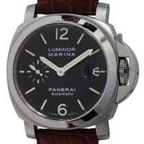 Panerai Luminor Marina Automatic Steel 40mm Black United States of America, Texas, Austin